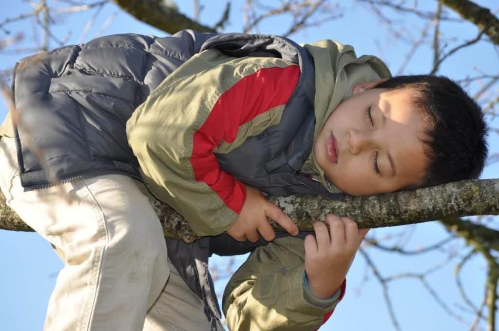 mael aspergers autism story sleeping