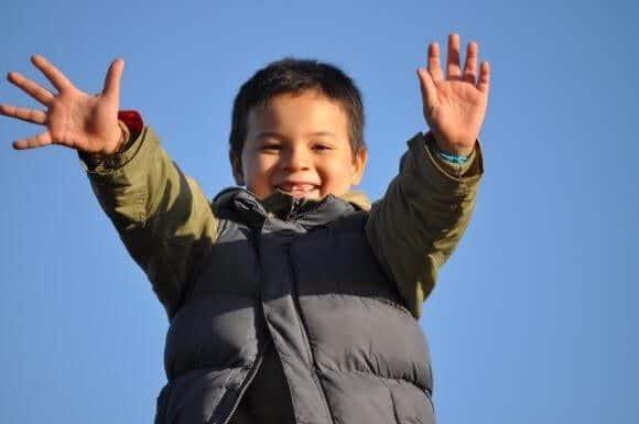autism aspergers happy kid mael