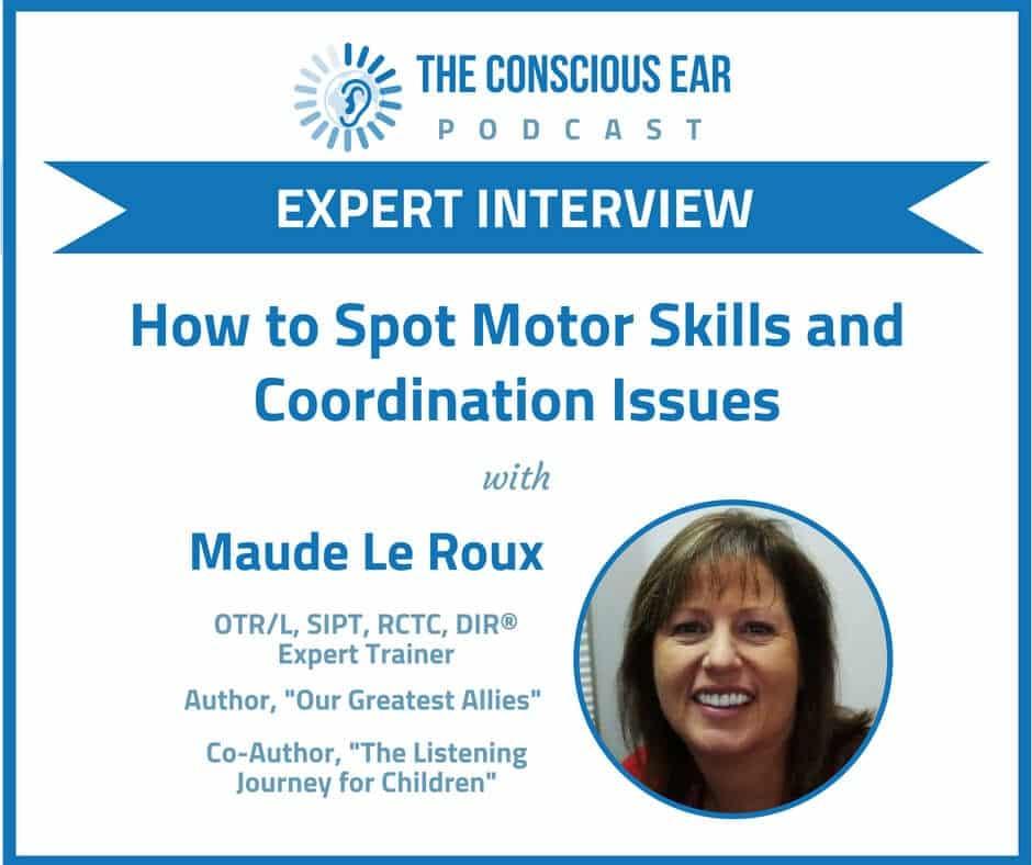 motor skills and
