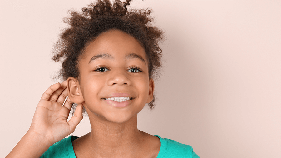 hearing issue kids