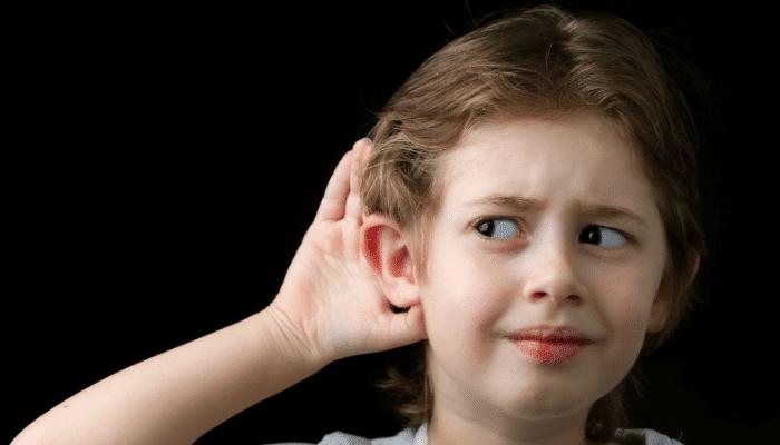 Dyslexia Kid Listening